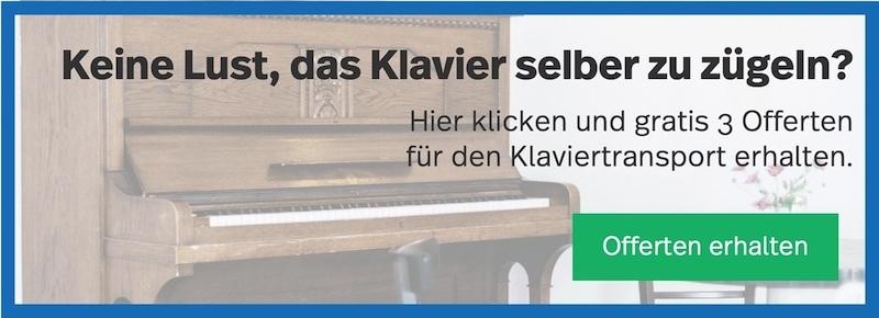 Klaviertransport.