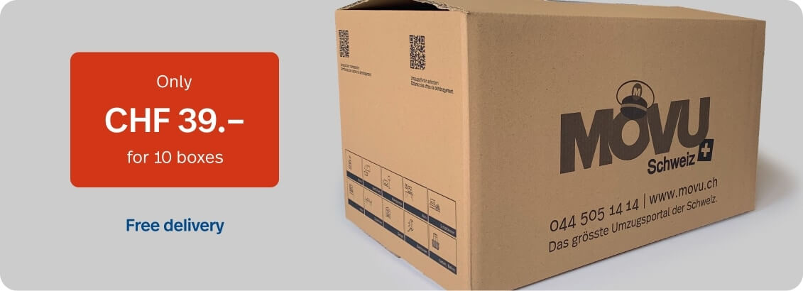 Buy moving boxes with discount.