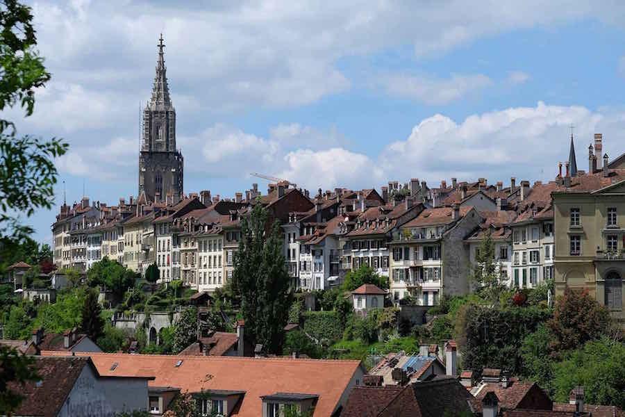 Bern saubere Stadt