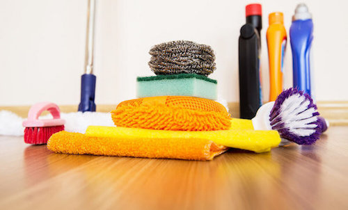 Cleaning Company Utensils