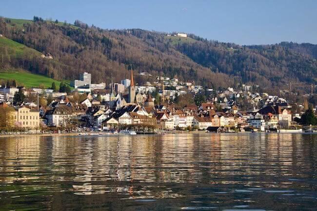 Die Stadt Zug