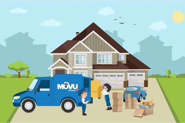 Déménager avec une entreprise de déménagement