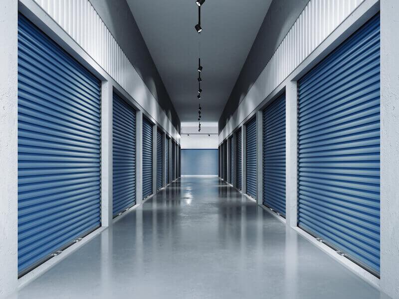 Self-Storage Lagerräume