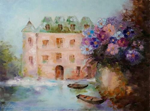 Gemälde: Märchenland