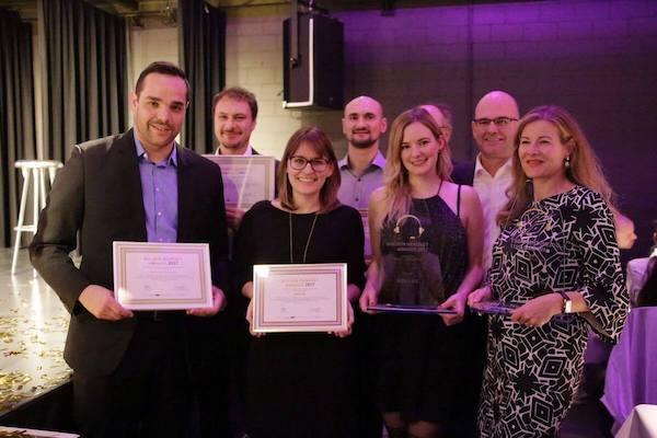Golden headset awards 2017