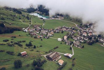 Ein Schweizer Dorf