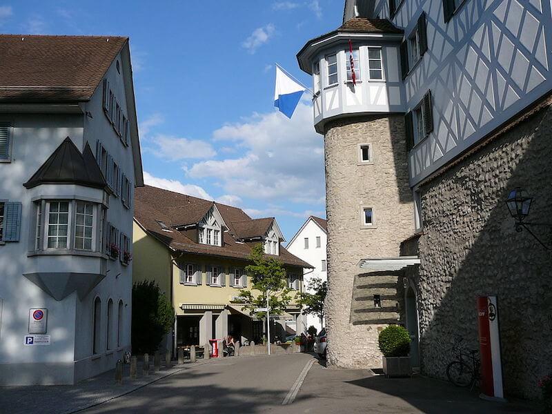 Obergasse in Bülach