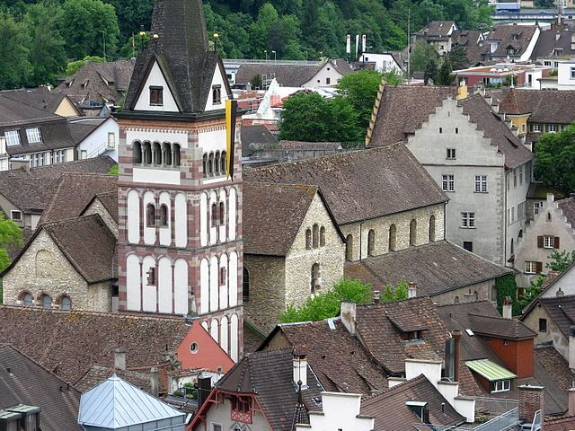 Kloster Allerheiligen in Schaffhausen.