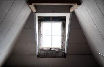Photo d'une fenêtre peu attrayante - Lisez attentivement l'annonce de l'appartement