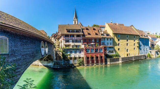 La ville Baden