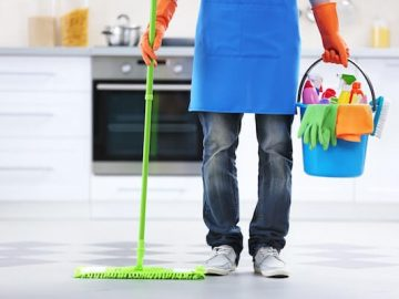 All you need to know when hiring a cleaning lady
