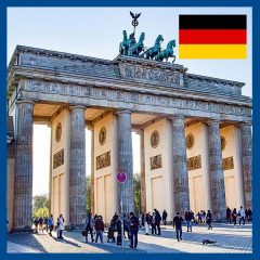 Je déménage en Allemagne