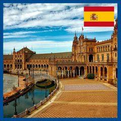 Je déménage en Espagne