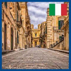 Je déménage en Italie