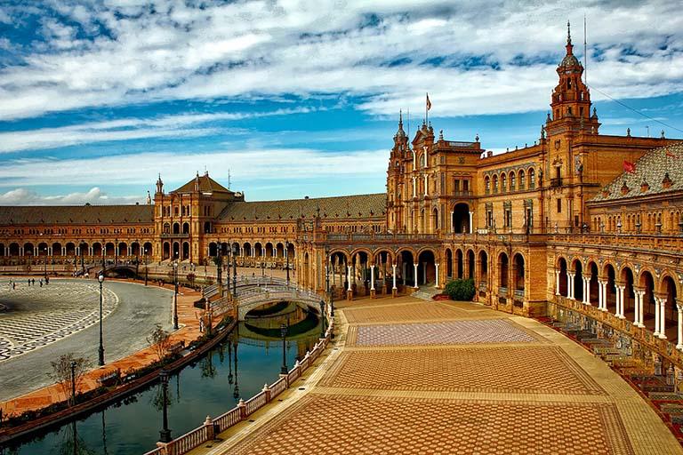 Déménagement en Espagne